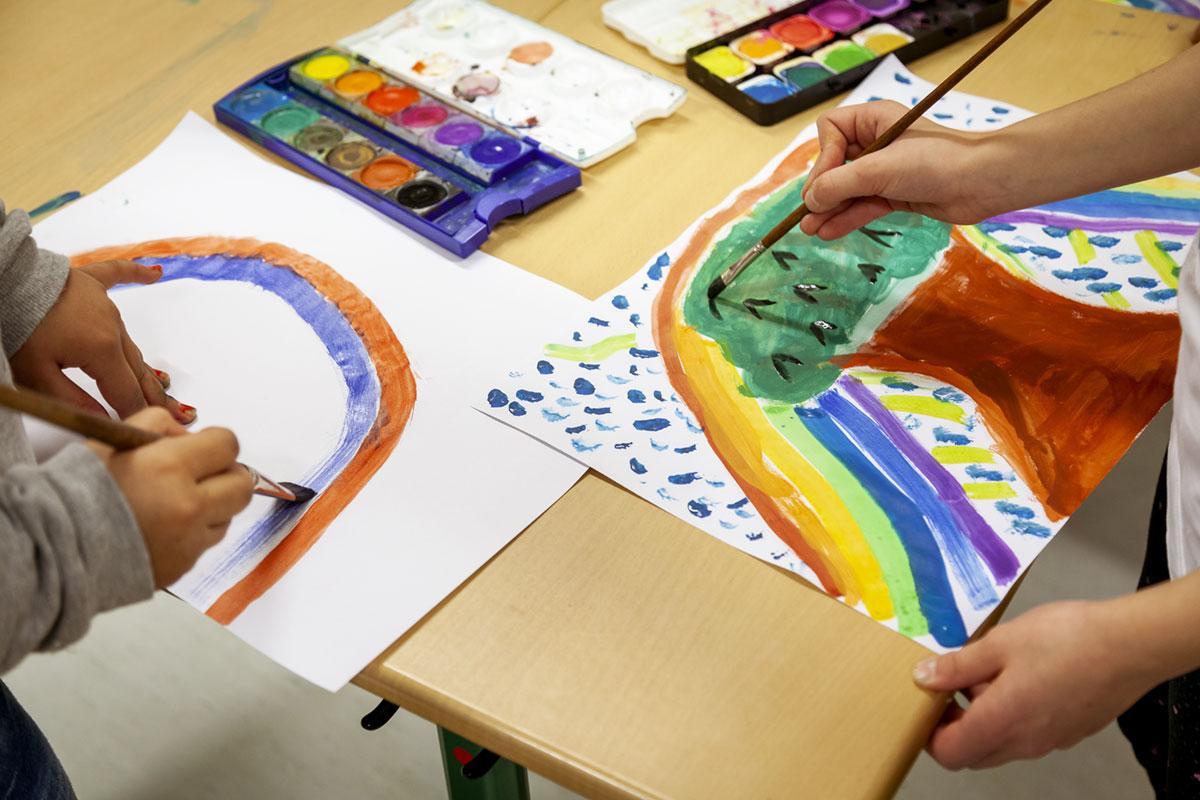 Wettbewerbe | Grundschule Kempten auf dem Lindenberg